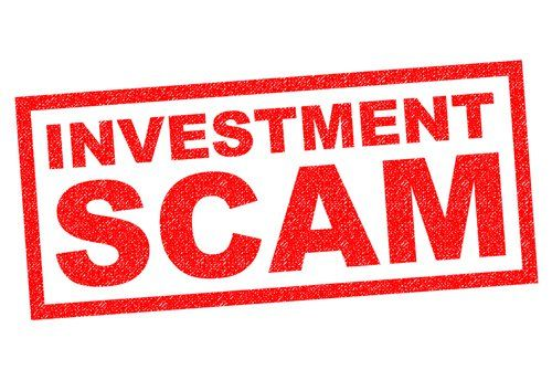 Dr Anderson Maly of Ivory Coast investment scam